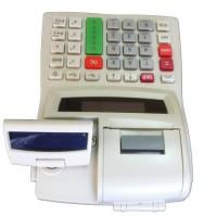 Экселлио DP 15 - дешевый кассовый аппарат размером с калькулятор