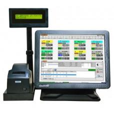 Система управления отпуском топлива для АЗС POS.27
